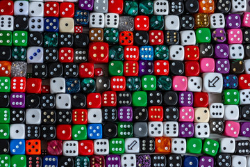 dice for board games