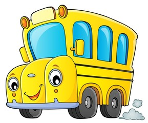 School bus thematics image 1