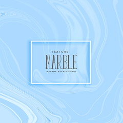 blue smooth marble texture background