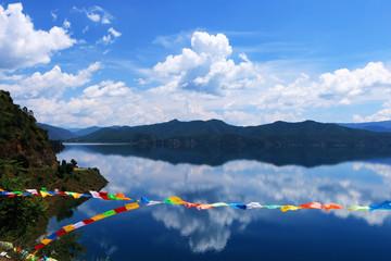 Lugu lake, lijiang, yunnan, China