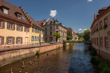 Ettlingen, Baden, Stadtansichten