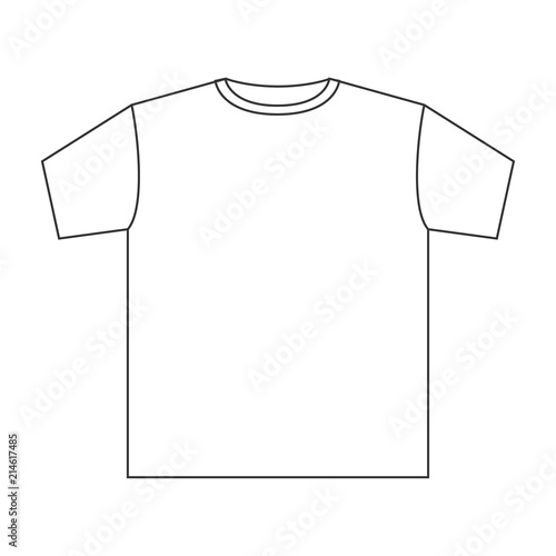 T Shirt Template Vector Eps 10 Stock Image And Royalty Free Vector