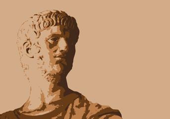 Néron - portrait - Rome - empereur - romain - personnage célèbre - personnage historique