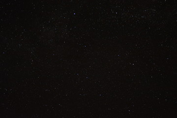 Stars in the sky background