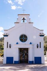 Old Spanish small chapel