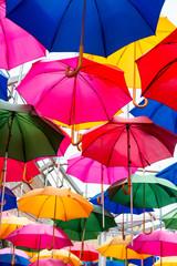 A Canopy of Umbrellas