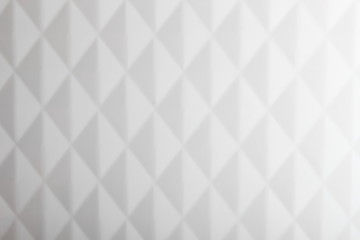 white rhombus background abstract