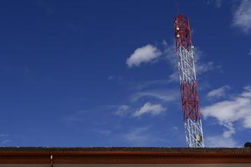 antena de comunicacion