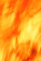 炎のテクスチャー クローズアップ写真