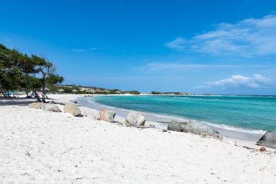 Aruba- Baby Beach Lagoon