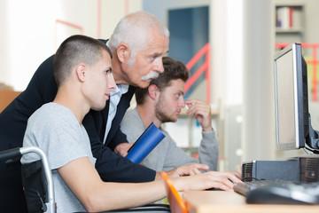 technology and computer teacher