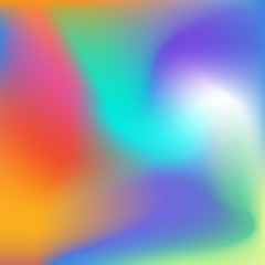 abstract bright color movement vector background