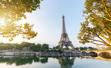 Eiffel tower, Paris in France