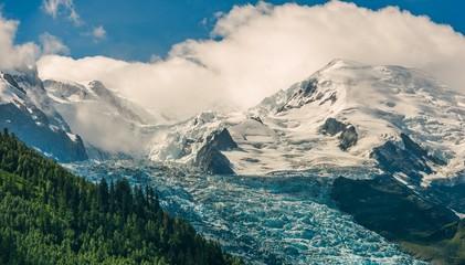 Fototapete - Scenic Alpine Landscape