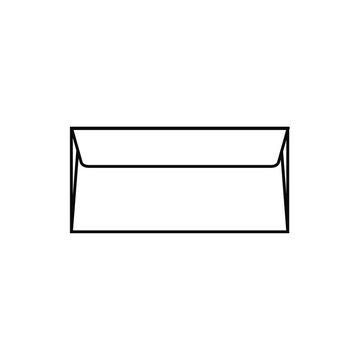 Envelope Icon. Vector EPS 10