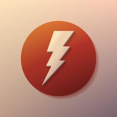 bolt icon   symbol   sign