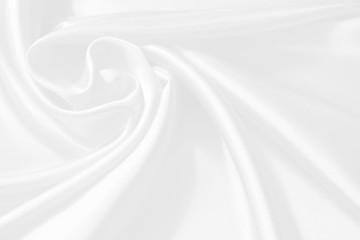 white wavy silk background texture