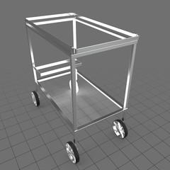 Modern utility cart