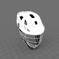 Field sport helmet