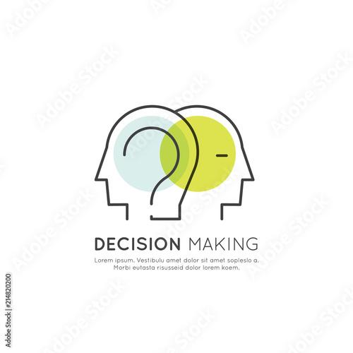 Vector Icon Style Illustration Card Logo Small Talk, Meeting