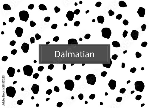 Animal pattern for textile design  Seamless pattern of