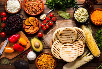 The secrets of Venezuelan food