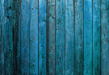 the texture of wooden painted boards