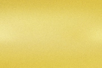 Texture of shiny reflective on gold leather, abstract background