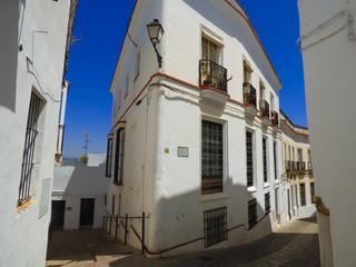 Arcos de la Frontera. Pueblo blanco de Cadiz, Andalucia,España