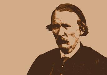 Kit Carson - portrait - pionnier - personnage - historique - célèbre - américain - explorateur