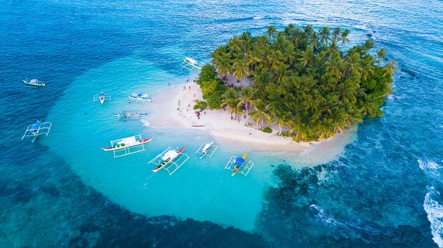 The stunning Island of Siargao in Philippines