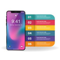 Phone display X list 10