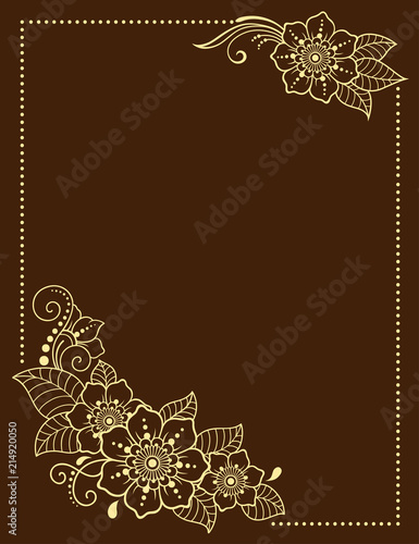 Indian Mehndi Design Book