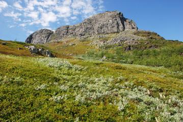 Sarek National Park - Mount Tjakkeli