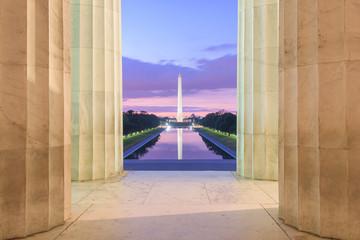 Wall Mural - Washington DC, USA