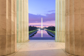 Fototapete - Washington DC, USA