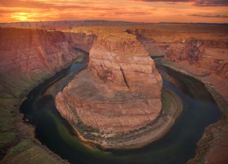 Colorado River in northern Arizona