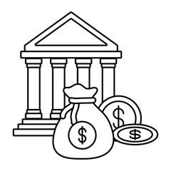 bank building design