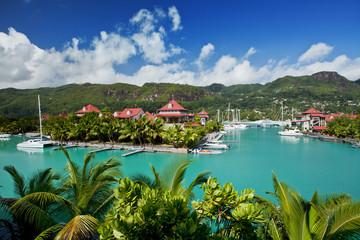Mahé, Seychelles.