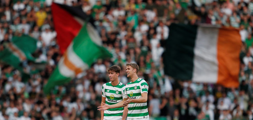 Champions League - Second Qualifying Round First Leg - Celtic v Rosenborg