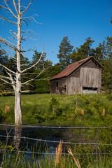 Old Barn Landscapes