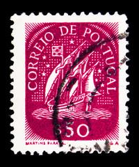 Caravel (15th Century), serie, circa 1943