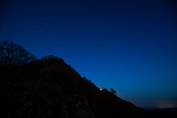 東黒森の星空