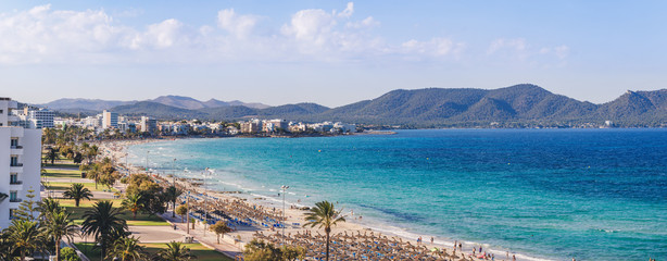 Bay of Cala Millor