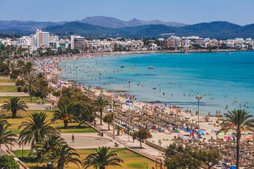 Bay of Cala Millor - Mallorca - Majorca