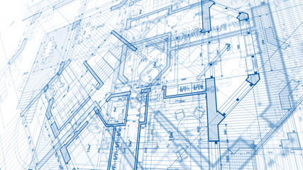 Blueprint photos royalty free images graphics vectors videos architecture design blueprint plan illustration of a plan modern residential building technology malvernweather Image collections