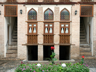 Amir Latifi house, Gorgan, Iran
