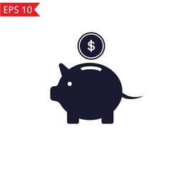 Piggybank icon.