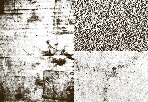 Urban Textures Overlays Set