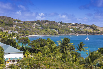 St Vincent and The Grenadines, Bequia, Friendship Bay, Bequia Beach Hotel